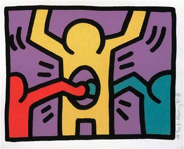 Keith Haring, Pop