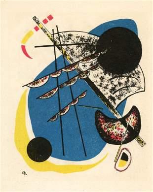 Wassily Kandinsky Kleine II