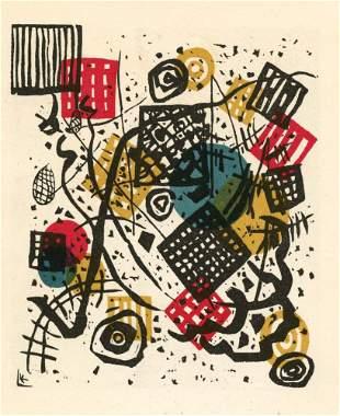Wassily Kandinsky Klein V