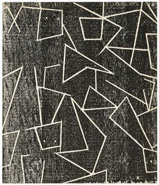 Jean Hans Arp After the Battle of Hastings