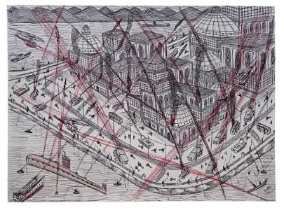 Damian Valdes ,Untitled
