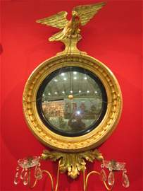 Federal period Girandole Mirror