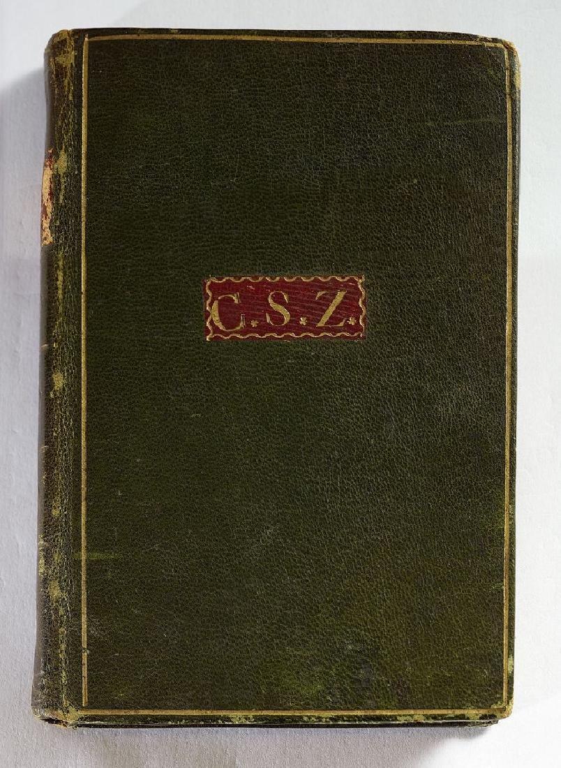 Gregory RASPUTIN (1869-1916) Notebook of Countess
