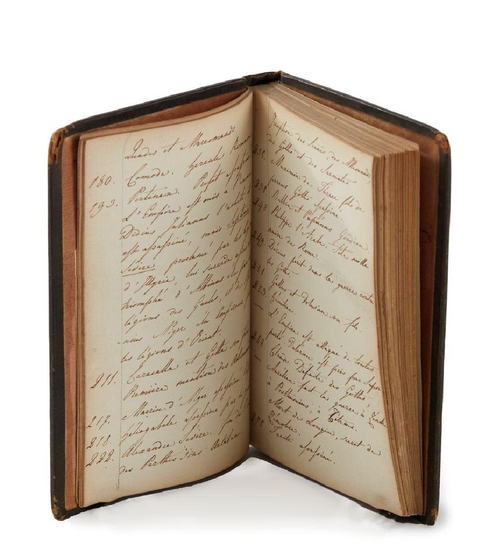 Gregory RASPUTIN (1869-1916) Notebook of Countess - 4