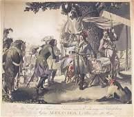 CLAAR, (A. R. ) after Kimpfel Peter der Grosse und der