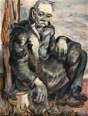 JOHN HOLMWOOD - Old Man