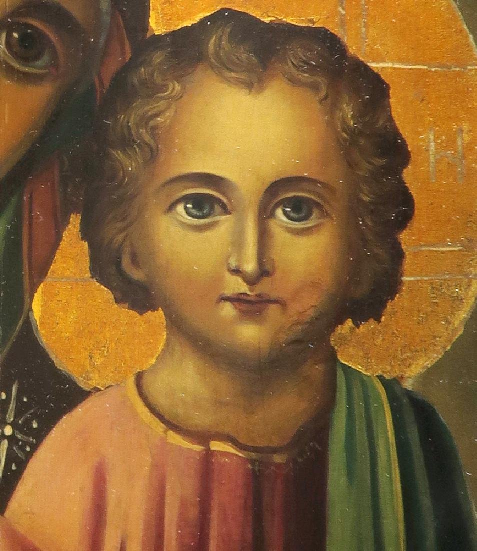 19th C. Russian Icon IGRITSKAYA PESOSHINSKAYA - 3