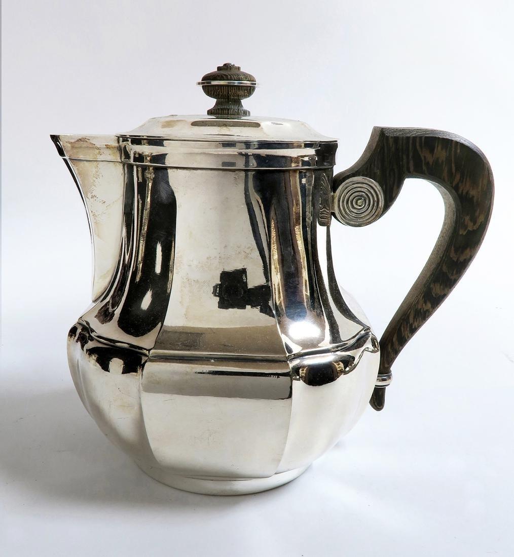 Christofle Silver-Plated Tea Service - 3