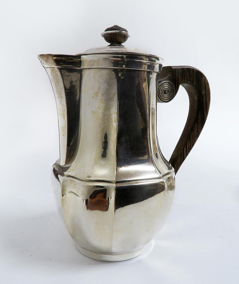 Christofle Silver-Plated Tea Service - 5