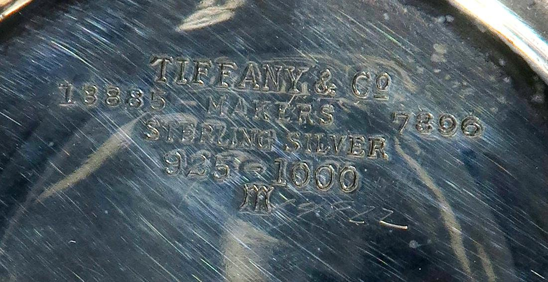 Tiffany & Co Sterling Silver Aperitif Goblets Set 6 Pcs - 5