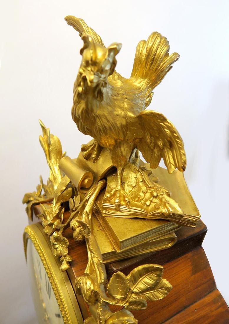 Tiffany & Co. Parquetry & Bronze Long-case Clock - 9