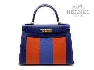 HERMES KELLY LIMITED EDITION 28CM HANDBAG