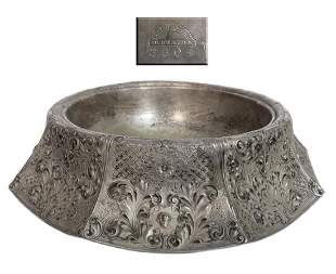 Victorian Barbour S.P. Co. Silver-Plated Centerpiece