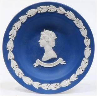 An English Wedgwood plate