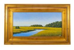 "Bernie Horton, ""South Carolina Marsh"""