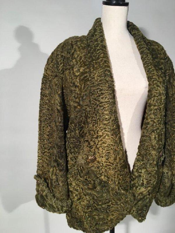 Persian Lamb Jacket - 2
