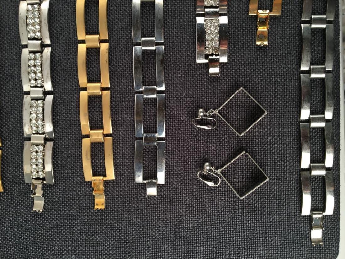 Costume Jewelry, Chains, Rhinestones Etc. - 2