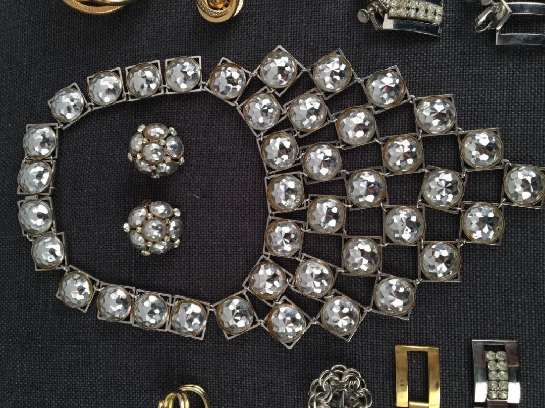 Costume Jewelry, Chains, Rhinestones Etc. - 4