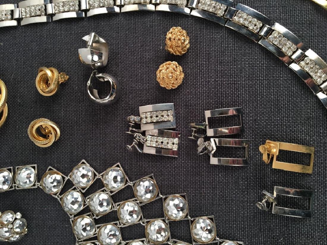 Costume Jewelry, Chains, Rhinestones Etc. - 5