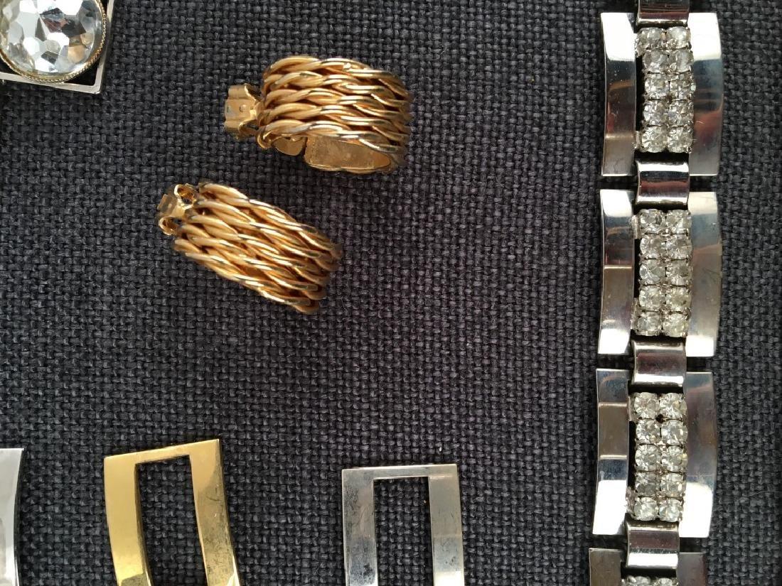 Costume Jewelry, Chains, Rhinestones Etc. - 7