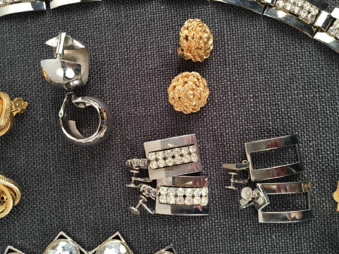 Costume Jewelry, Chains, Rhinestones Etc. - 9