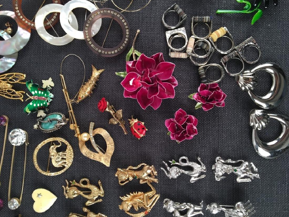 Costume Jewelry, Misc. - 5