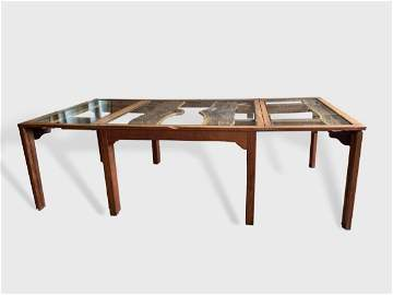 Phillip Lloyd Powell, Expanding Dining Table,