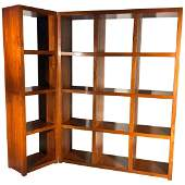 Mid-Century Modern Modular Bookshelf
