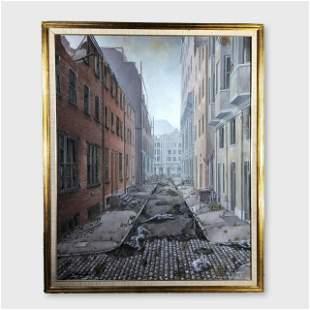 Wollbrinck, Large Post-Apocalyptic Street Scene