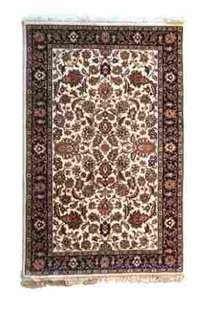 Hand-Made Pak Punjab Carpet 4x6