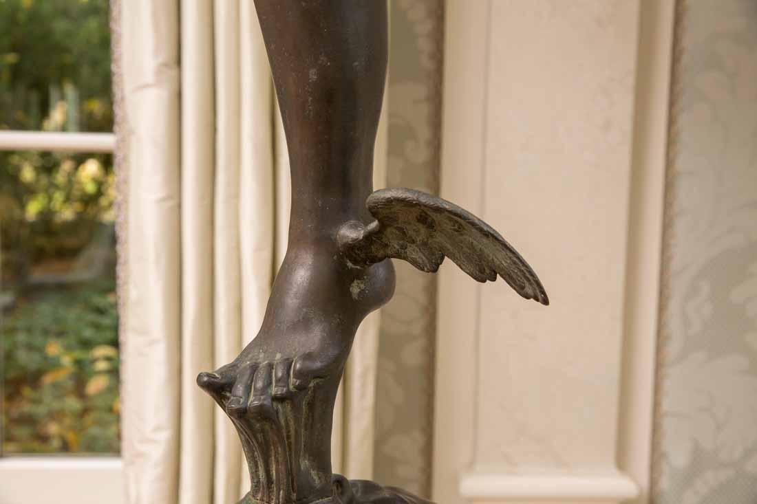 "Hermes, ""Mercury In Flight"" - 3"