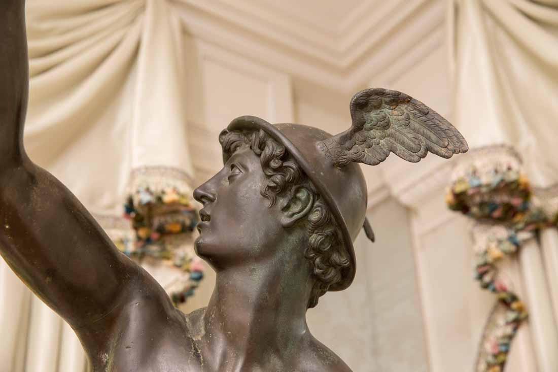 "Hermes, ""Mercury In Flight"" - 6"