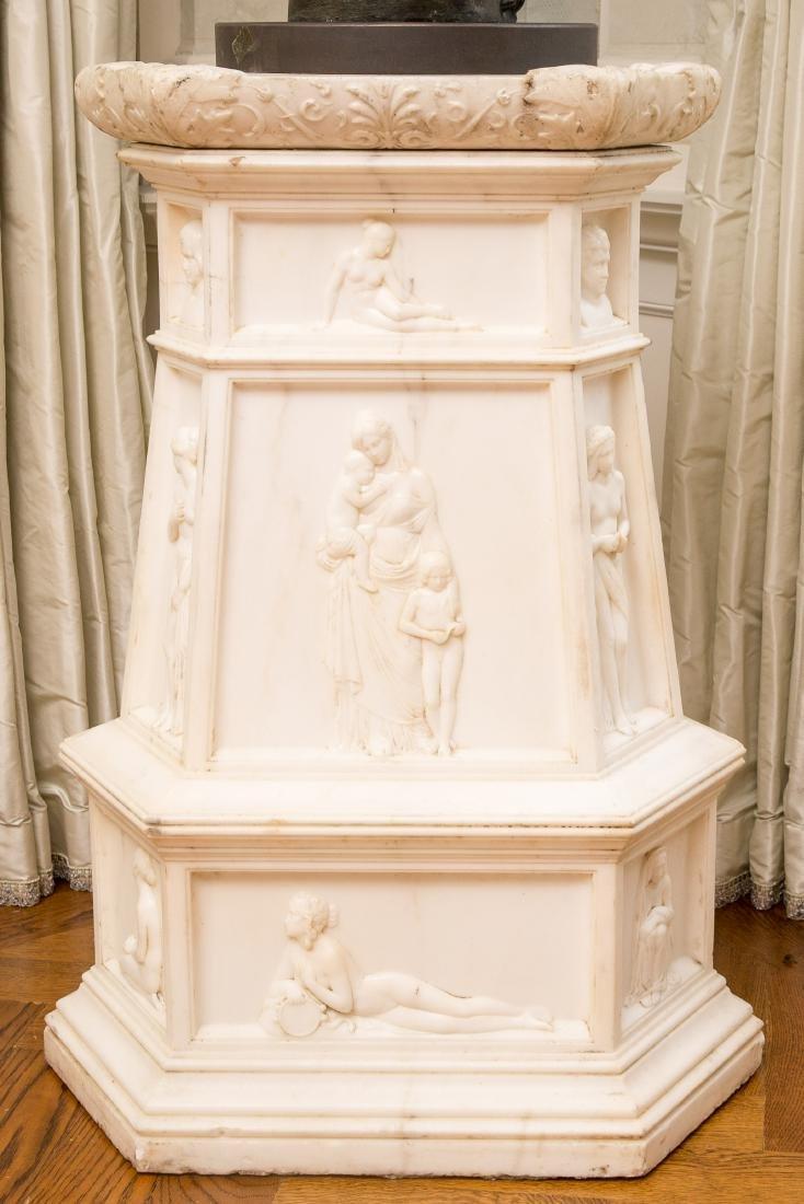 Mercury's Pedestal
