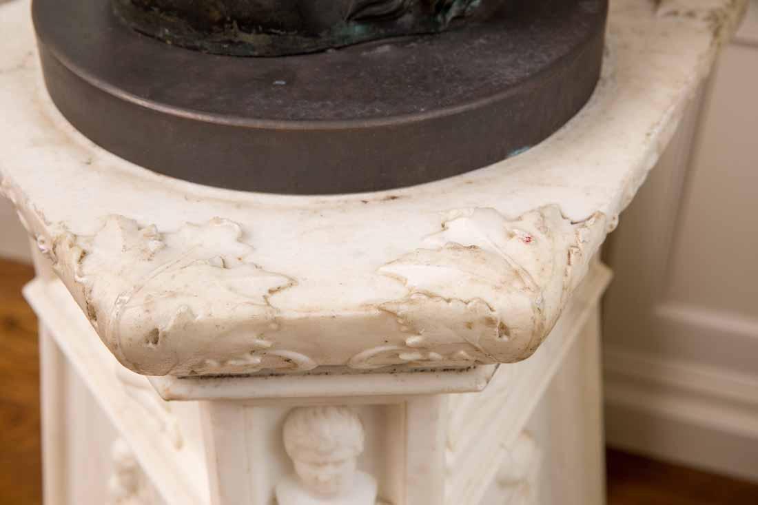 Mercury's Pedestal - 5