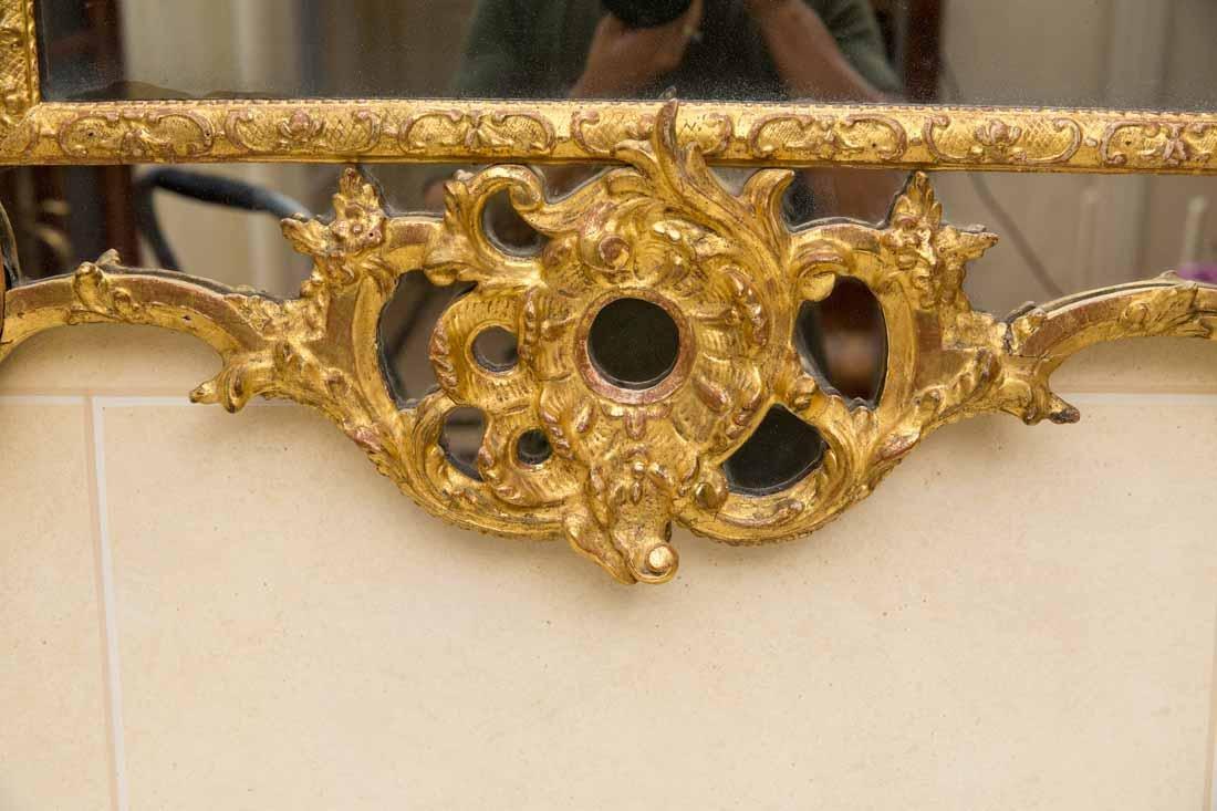 Regency Giltwood Mirror - 2