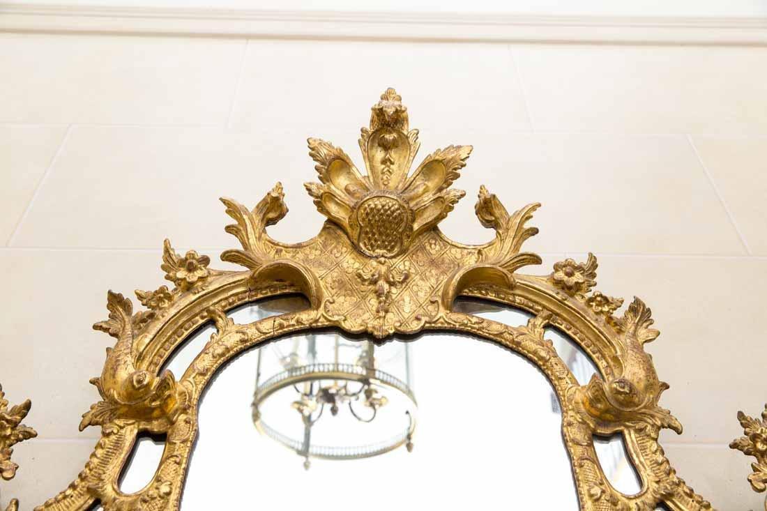Regency Giltwood Mirror - 5