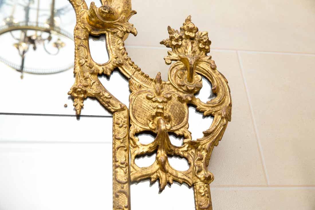 Regency Giltwood Mirror - 6