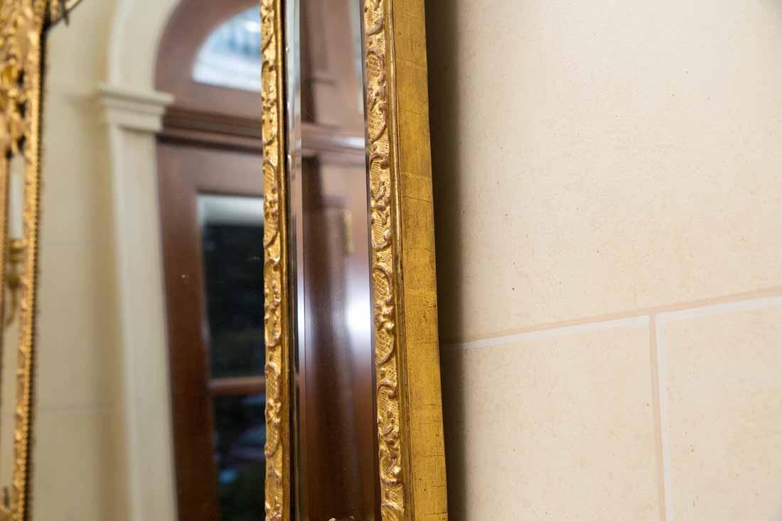 Regency Giltwood Mirror - 8