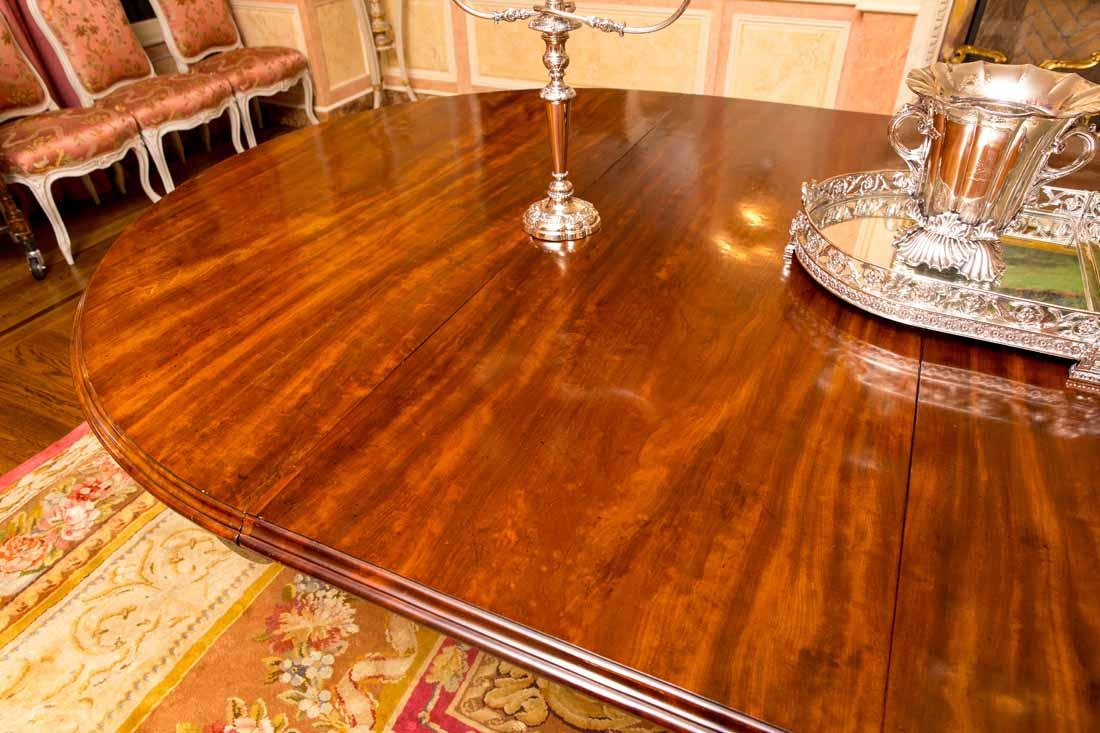 Antique English Dining Table - 9