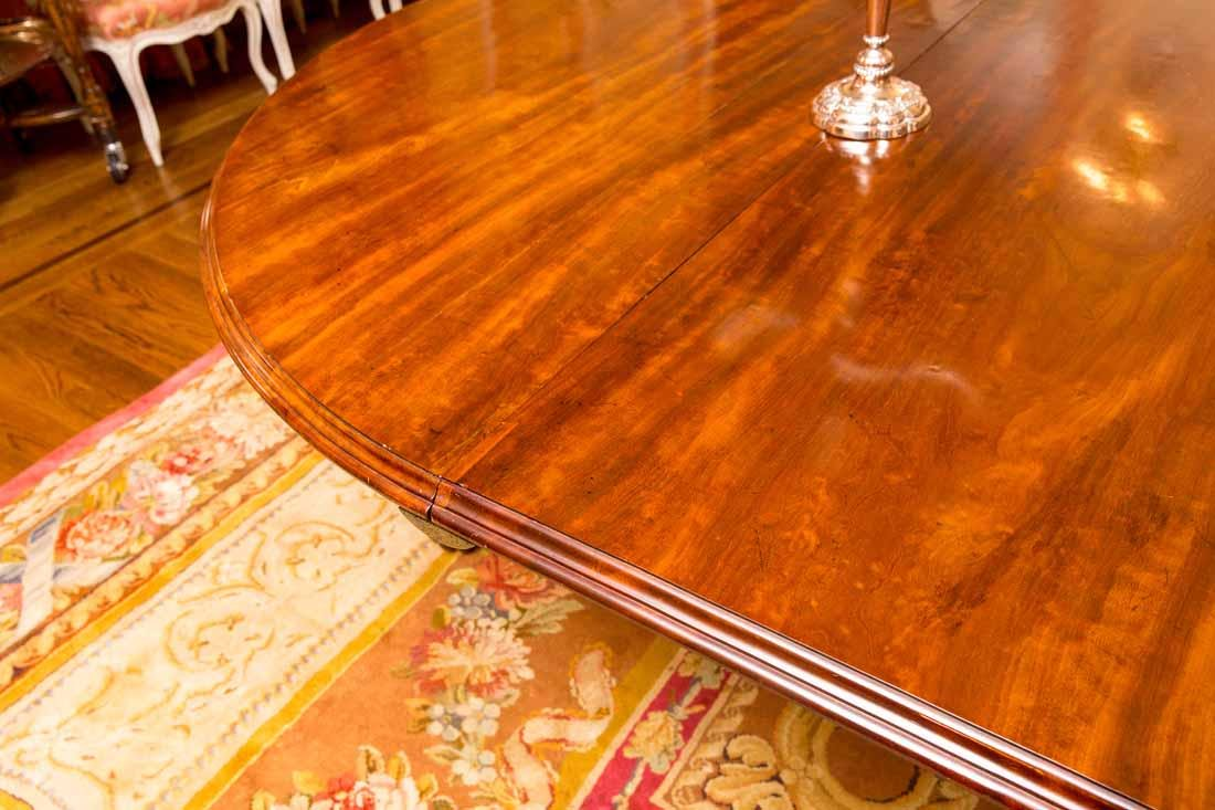 Antique English Dining Table - 2