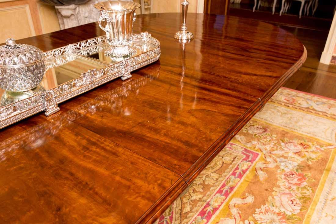 Antique English Dining Table - 3