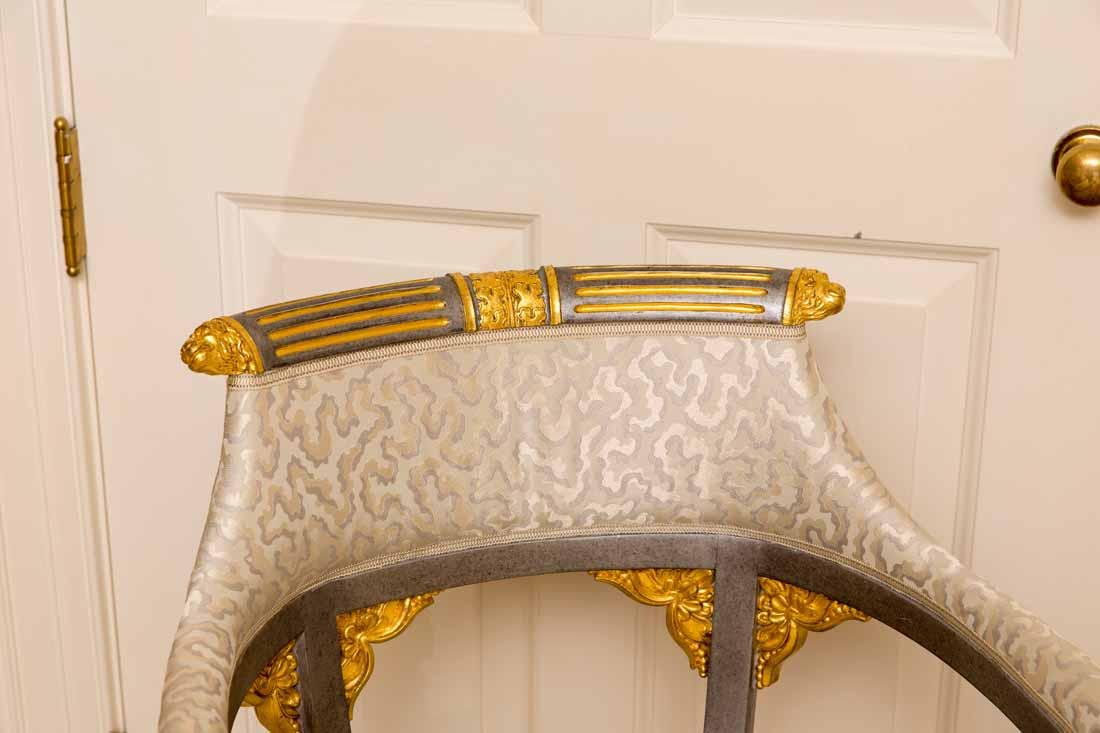 Pair of Russian Style Chairs - 3