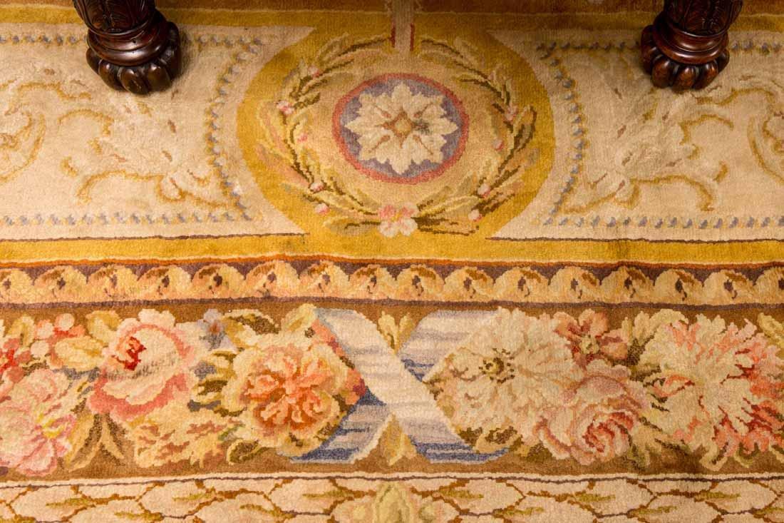 French Savonnerie Carpet - 2