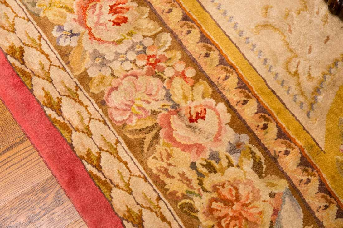 French Savonnerie Carpet - 3