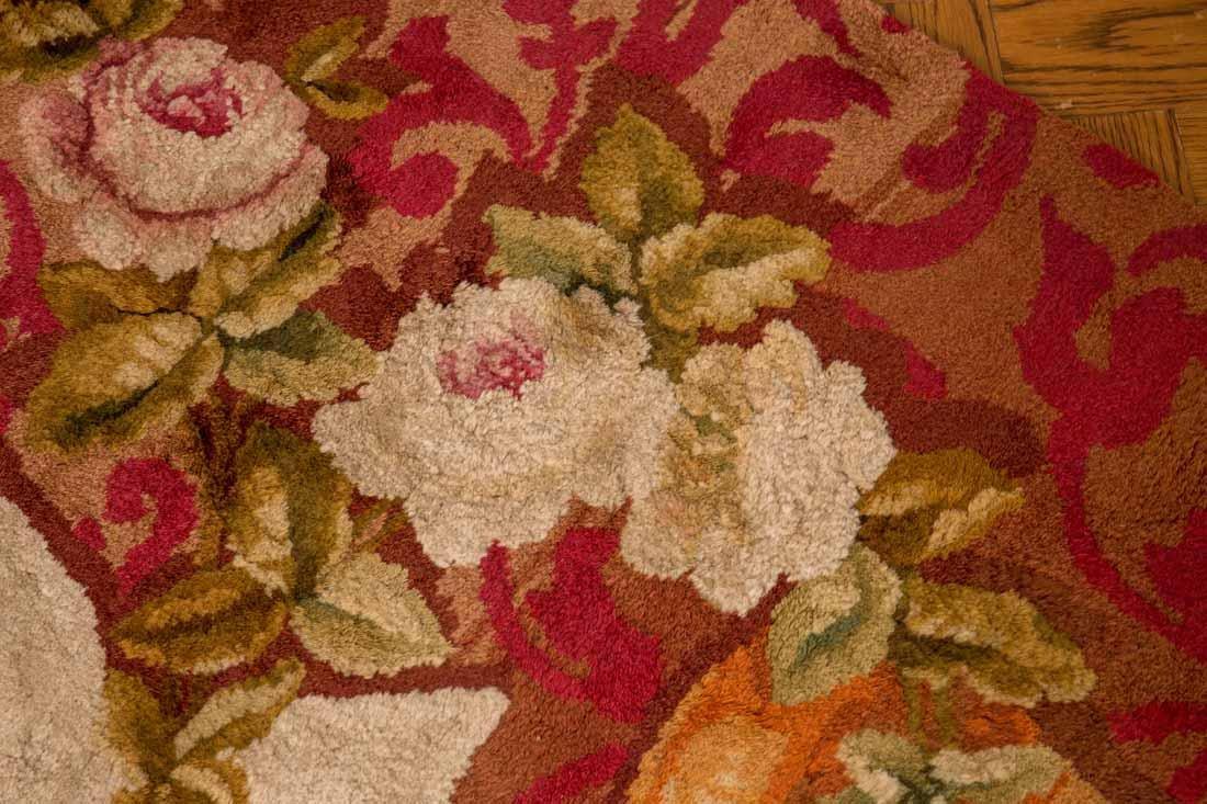 French Savonnerie Carpet - 4