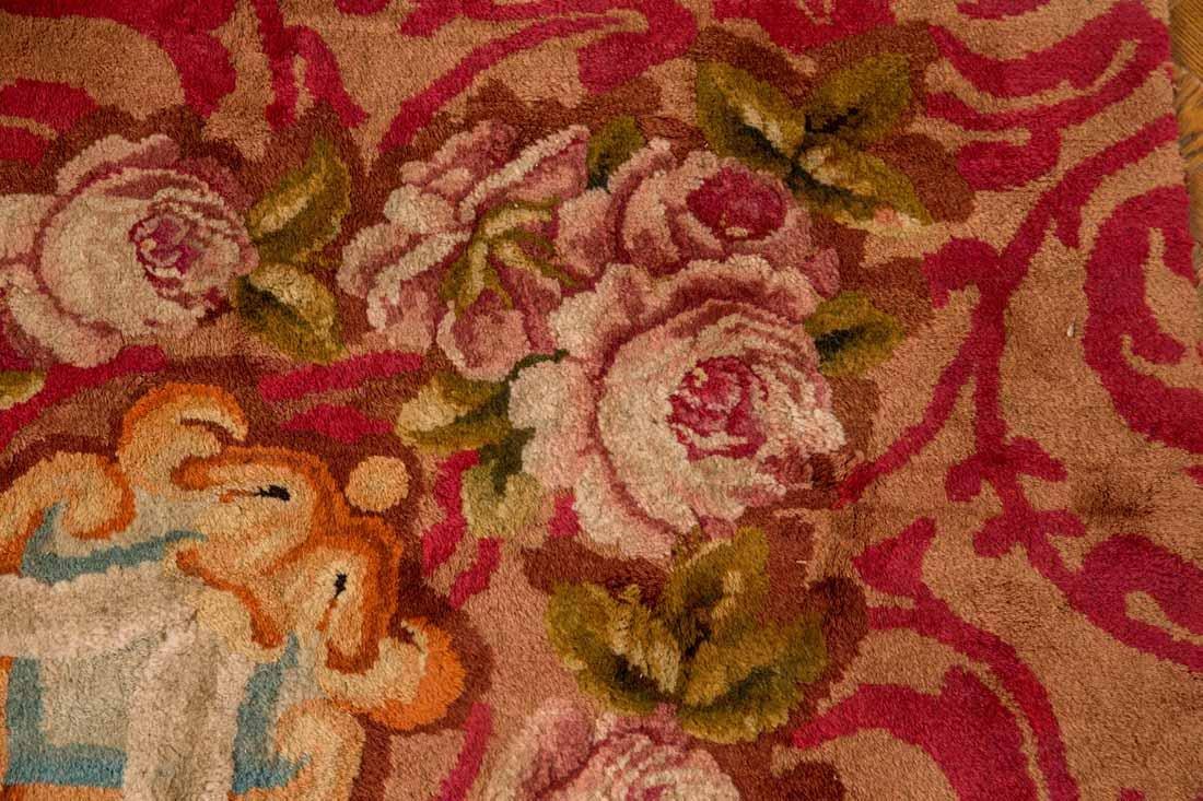 French Savonnerie Carpet - 5