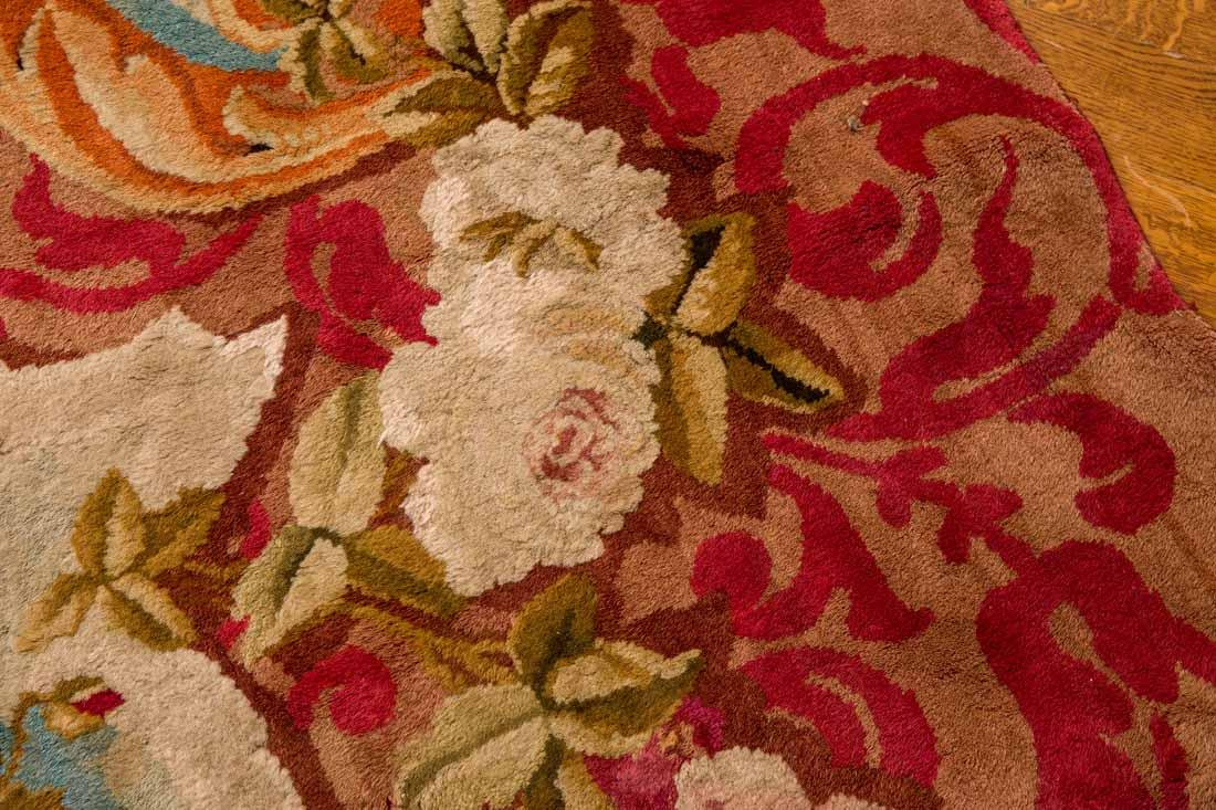 French Savonnerie Carpet - 6