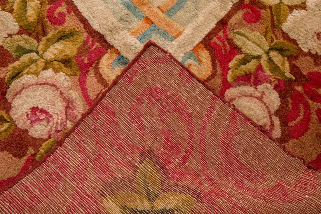 French Savonnerie Carpet - 9