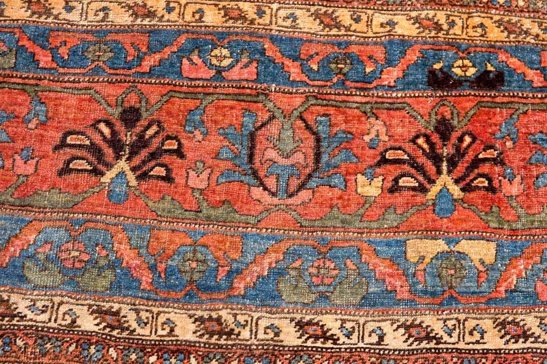 Persian Bidjar Carpet - 4