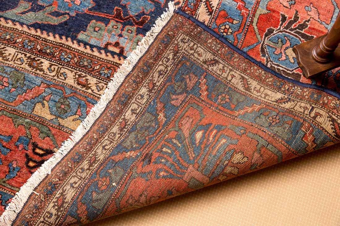 Persian Bidjar Carpet - 7
